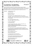 French - descriptions / police station - Au Commissariat (