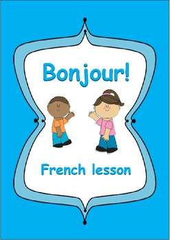 French elementary,first steps unit 1