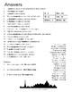 French -er verbs Notes & Worksheet