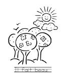 French expressions pack of 45 colouring sheets - great for
