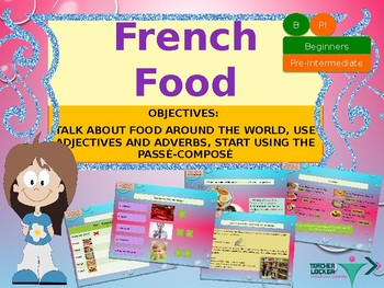 French food in the world PPT for beginners