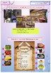 French food order in a restaurant booklet for beginners