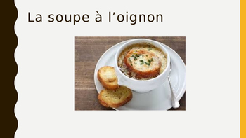 French food power point