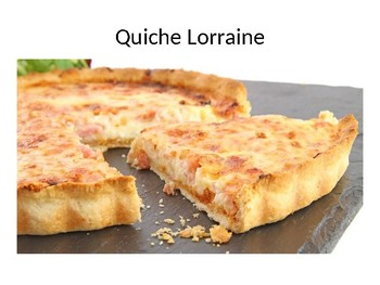 French food powerpoint