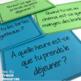 French speaking activity FOOD VOCABULARY LA NOURRITURE