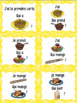 French food vocabulary game