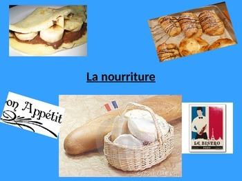 French foods