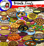 French foods- Big set of 74 graphics!