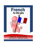 French for Little Girls Workbook