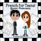 French Phrases -  Les Phrases en Français