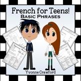 French Phrases -  Les Phrases en Français