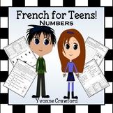 French Numbers - Les Numéros en Français