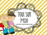French /francais All about me poster - Affiche Tout sur moi