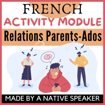 FRENCH - FAMILY & COMMUNITY - Famille Listening Writing Speaking Audio AP online