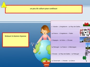 French freebie countries and nationalities
