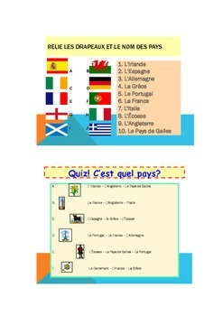 French freebie countries for beginners