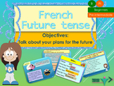 French future tense, le futur simple PPT for beginners