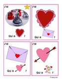 French game: J'ai / Qui a? - Valentine's edition