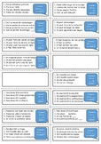 French general revision flashcards - Technology and Work E
