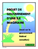 French - Imaginary Island Government Project