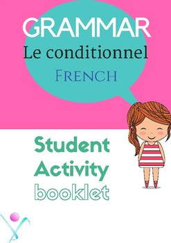 French grammar conditional, le conditionnel