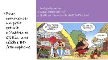 French grammar impératif, imperative PPT