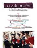 French grammar: the passive voice