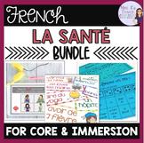 French health bundle UNITÉ LA SANTÉ
