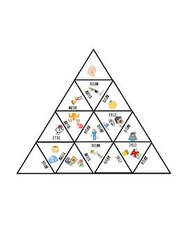 French health la santé être ou avoir? Triangle Puzzle