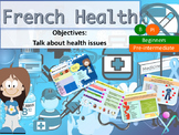 French health, santé PPT for beginners
