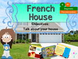 French house, ma maison ppt for beginners