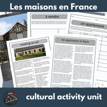 French houses/apartments - a cultural unit