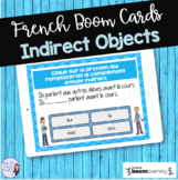 French indirect objects task cards BOOM CARDS LE COMPLÉMEN