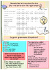 French instructions in the classroom booklet for beginners