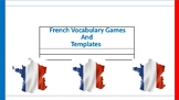 French introductory games