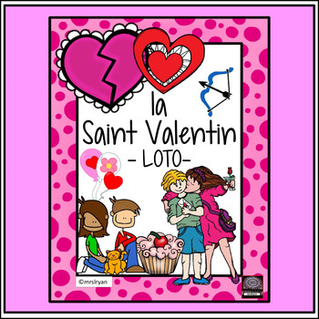 French la saint valentin loto valentines day bingo by mrslryan french la saint valentin loto valentines day bingo altavistaventures Image collections
