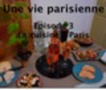 French language multimedia course in 8 lessons for B1-B2 - Lesson 3