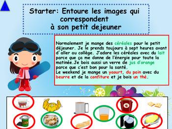 French breakfast, petit déjeuner full lesson for beginners