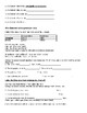 French lequel and celui notes and practice worksheets