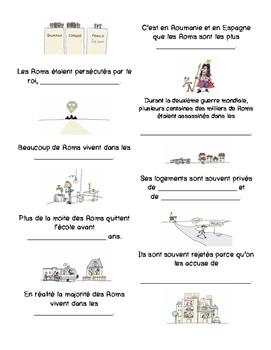 French listening activity: 1jour1actu.com video about ROMS