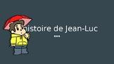 French medical vocab story: L'histoire de Jean Luc