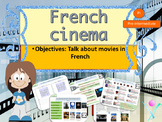 French movies interactive activities