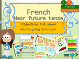 French near future, futur proche full lesson for beginners