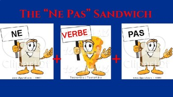 French negation sandwich