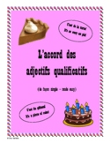 French Noun-adjective Agreement (Rules, Examples, and Exercises)