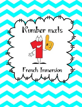 French number mats 0-10