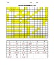 French number wordsearch 1-30