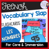 French numbers 1-100 game and flashcards LES NOMBRES 1-100