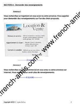 French oral expression : demander des renseignements, argumenter, convainvre