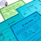 French party vocabulary speaking and writing bundle LES FÊTES